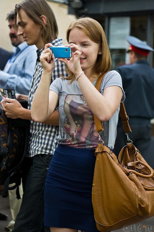 Фото №107911. Перед началом концерта.«Джаз в усадьбе Сандецкого». 26.07.2012