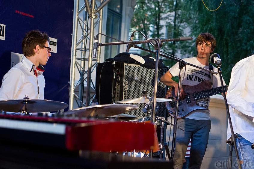 Фото №107971. Александр Кульков, Евгений Ярын. «Marimbа Plus», 26.07.2012