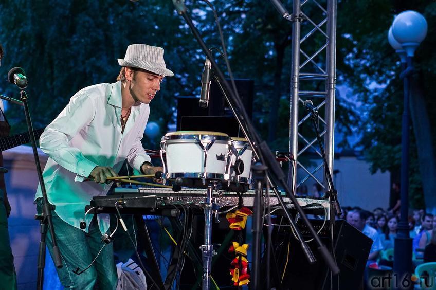 Фото №107977. Лев Слепнер. «Marimbа Plus», 26.07.2012