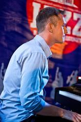 Евгений Лебедев (клавишные).  «Marimbа Plus», 26.07.2012