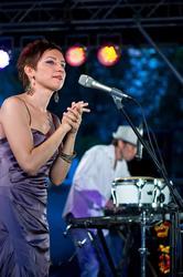 Татьяна Шишкова, Лев Слепнер.  «Marimbа Plus», 26.07.2012