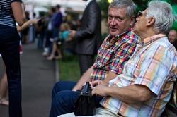 На «Джазе в Усадьбе Сандецкого».  26.07.2012
