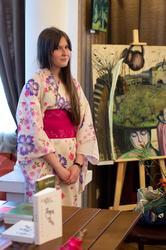 Центр японской культуры «Хато» и студия икебаны — активные участники фестиваля