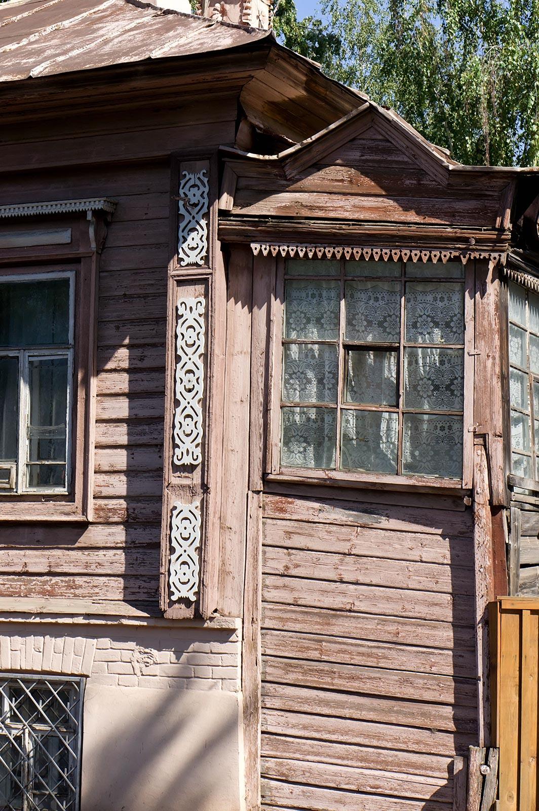Фото №108721. Деревянное зодчество Елабуги