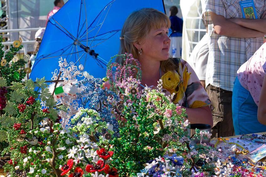 Фото №108985. Спасская ярмарка. 3 августа 2012, Елабуга
