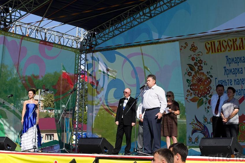 Фото №109075. Емельянов Геннадий Егорович, Глава Елабужского муниципального района