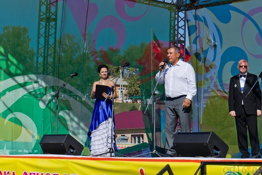 Фото №109081. Минниханов Рустам Нургалиевич, Президент РТ