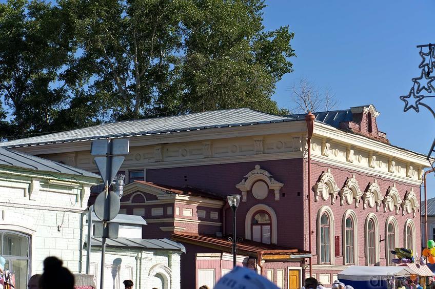 Фото №109111. Елабуга, дом на улице Гассара