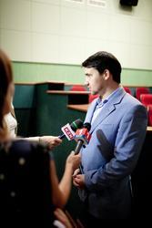 Пресс-конференция ''Мусульманское кино 2012''