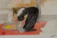 Выставка литографий Анри де Тулуз-Лотрека