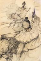 В цирке.  Анри де Тулуз-Лотрек (1864–1901)