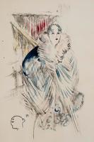 Венка Эльза.  Анри де Тулуз-Лотрек (1864–1901)