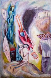 Троя. 1970. Кондратьев Д.С.1928-2008