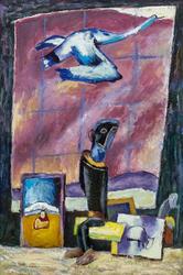 Одиночество. 2006. Кондратьев Д.С.1928-2008