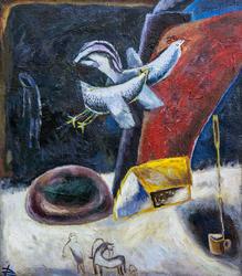 Хлеб. 2005. Кондратьев Д.С. (1928-2008)