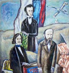 Русь Святая (писатели). 2006. Кондратьев Д.С. (1928-2008)