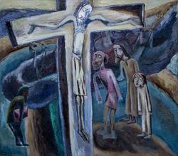 Слепцы. 1972. Кондратьев Д.С. (1928-2008)