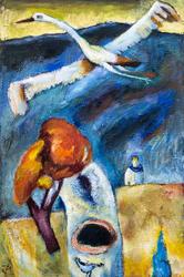 Хлеб. 1982. Кондратьев Д.С. (1928-2008)