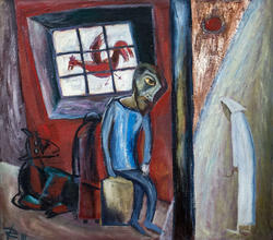 Горький хлеб. Певчая птица. 1989-2005. Кондратьев Д.С. (1928-2008)