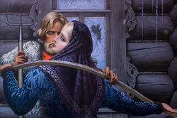 Выставка Константина Васильева