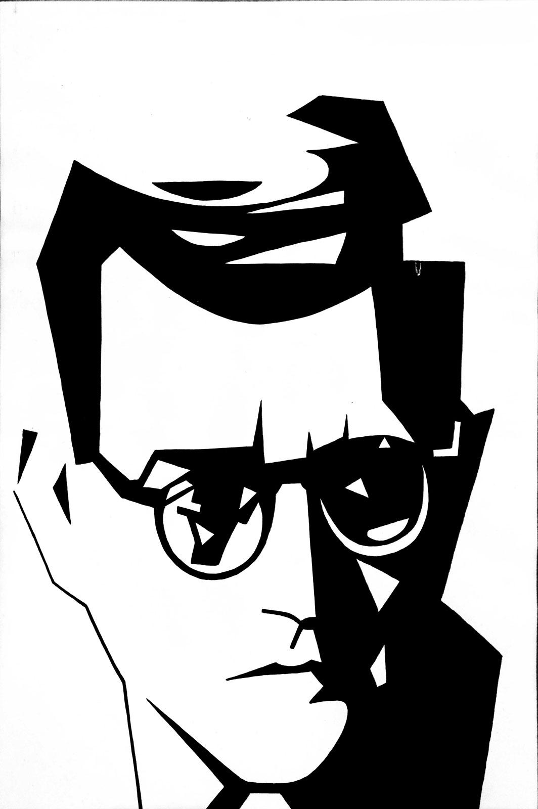 Фото №113472. Шостакович. 1961. Константин Васильев (1942-1976)