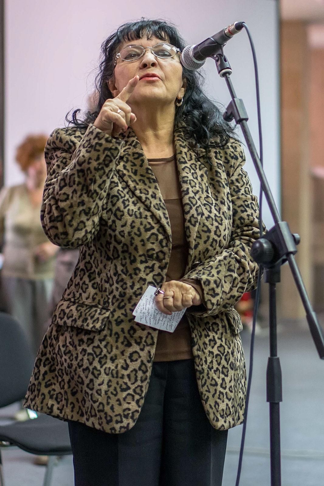 Фото №113628. Шагеева Розалина Гумеровна, искусствовед, Засл. деятель культуры РТ