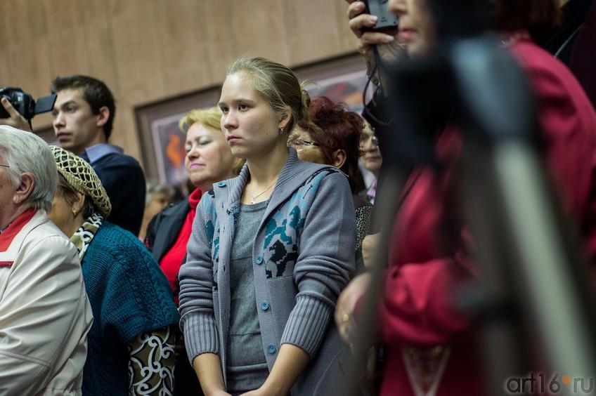 Открытие выставки Константина Васильева, 3 сентября 2012::Выставка Константина Васильева