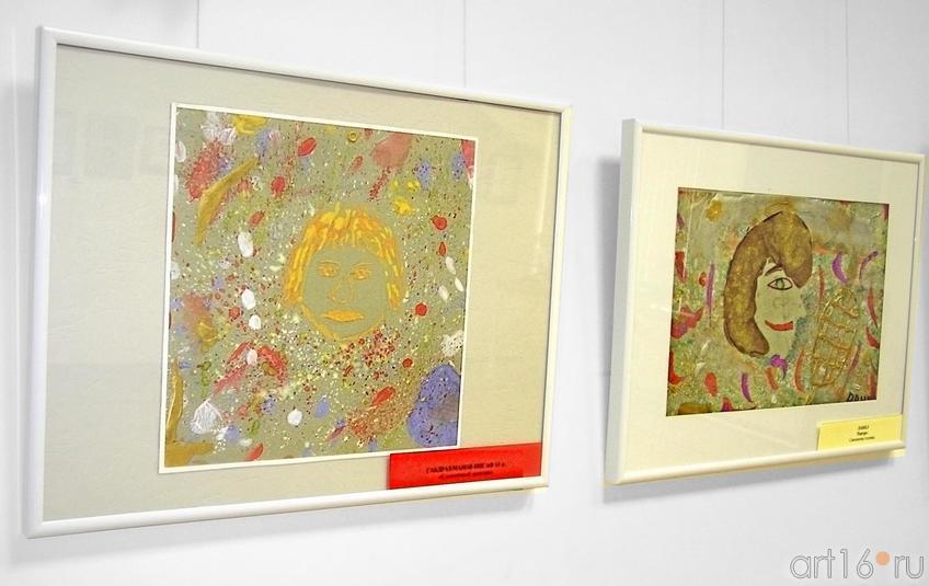 Фото №11415. Рисунки с выставки «Глазами ребёнка»