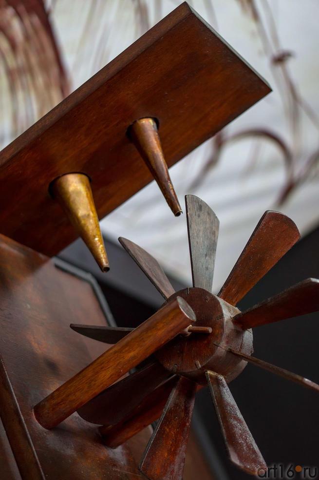 Фото №115120. Прибор для измерения скорости ветра и воды