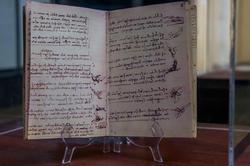 Факсимиле кодекса Леонардо да Винчи