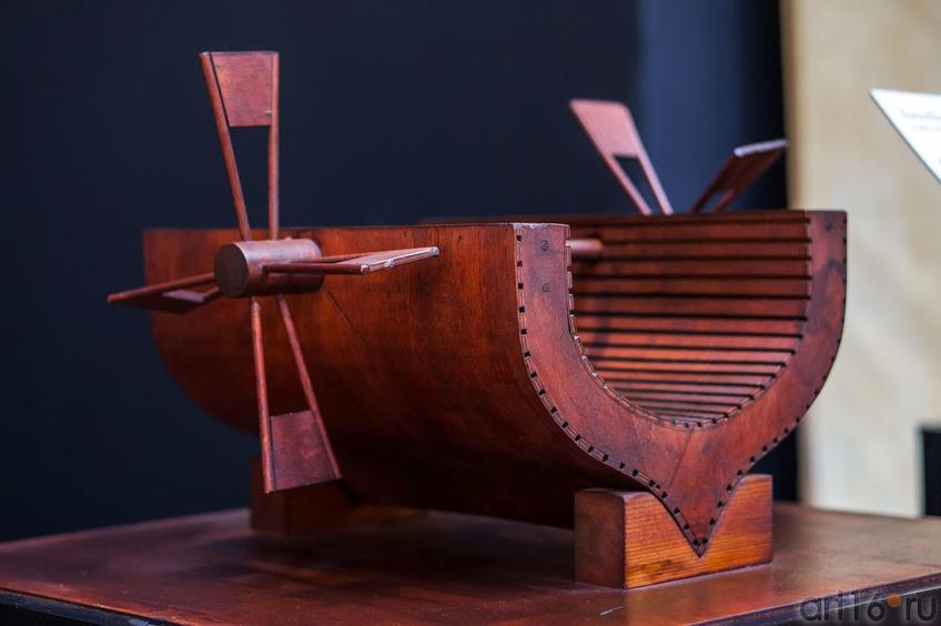 Фото №115180. Колесная лодка
