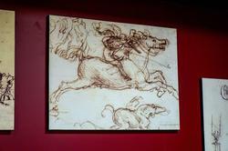 Зарисовки к фреске