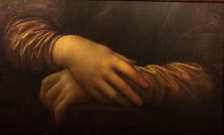 Руки Моны Лизы