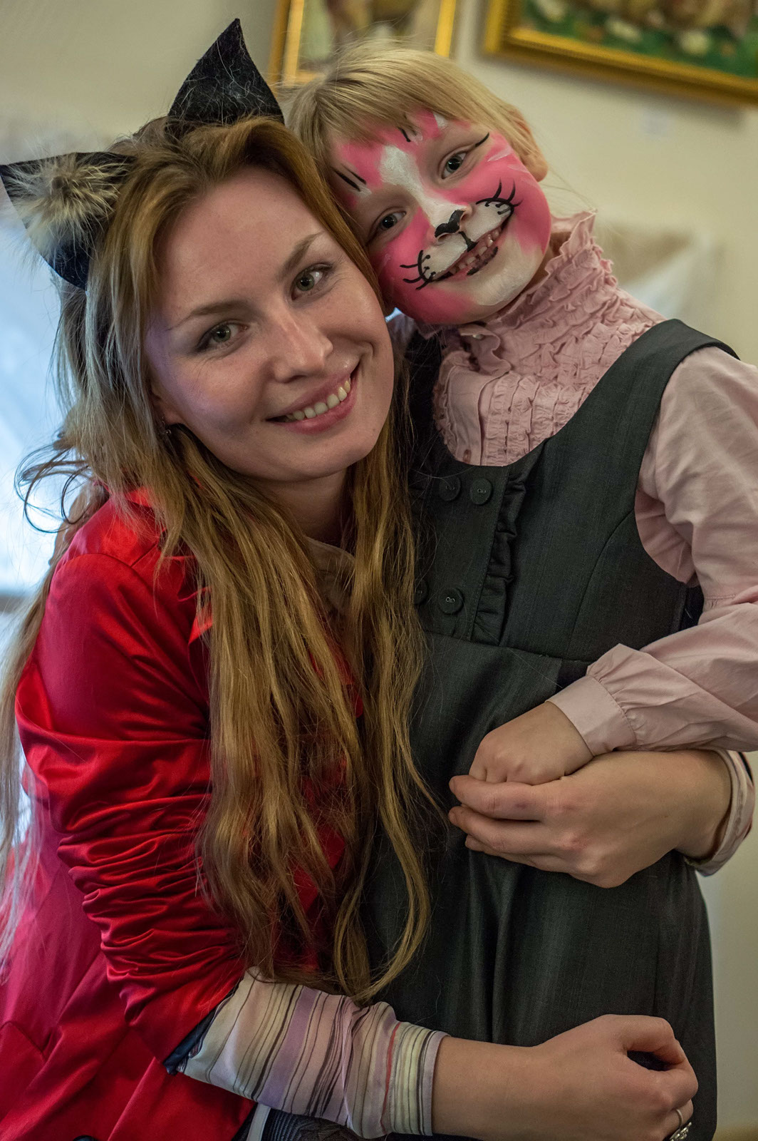Фото №115998. Анастасия и Дарья Бузунеевы