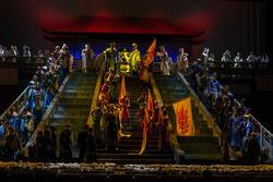 Открытие 74 сезона  Театра Оперы и балета
