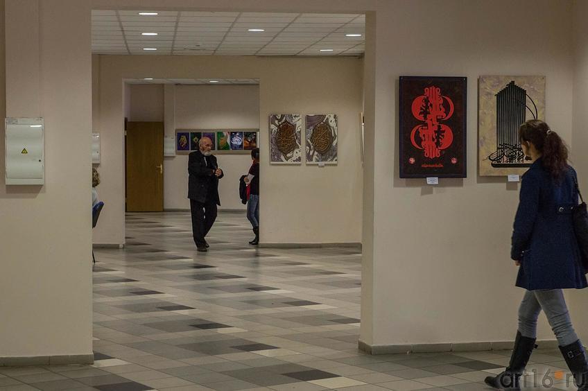 Фото №116122. Экспозиция выставки В.А.Попова ''Единение'', 26 сентября 2012
