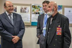 Владимир Александрович Попов. Открытие выставки