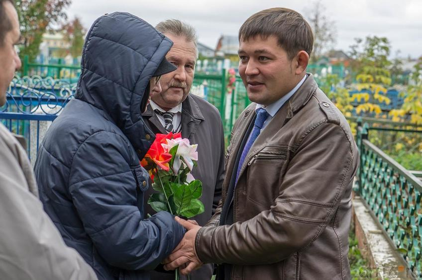Фото №116352. Н.Ахунова, В.Нуриев, Ильнур Кутдусов