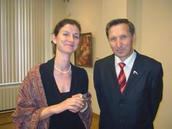 Светлана и И. Исмагилов