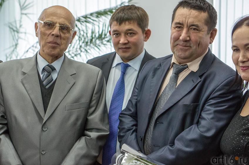 Фото №116634. Ринат Фазлиахметов, Ильнур Кутдусов, Дамир Салихов