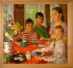 Семейный портрет. 1994