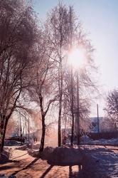 Утро. Ленар Гильмутдинов