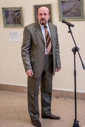 Рушан Шамсутдинов. Открытие выставки арт-группы ''Дастан''