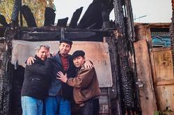 На руинах города. Андрей Тарасов