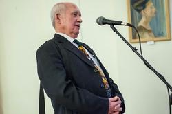 Закир Батраев. Открытие выставки