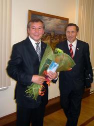 Ф. Халиков и И. Исмагилов