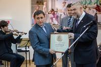 Хузин Р.Ф., Горяев С. В. Награждение