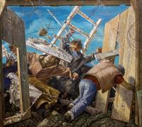 Красные ворота. 1989-1991. Учаев А.В., Саратов
