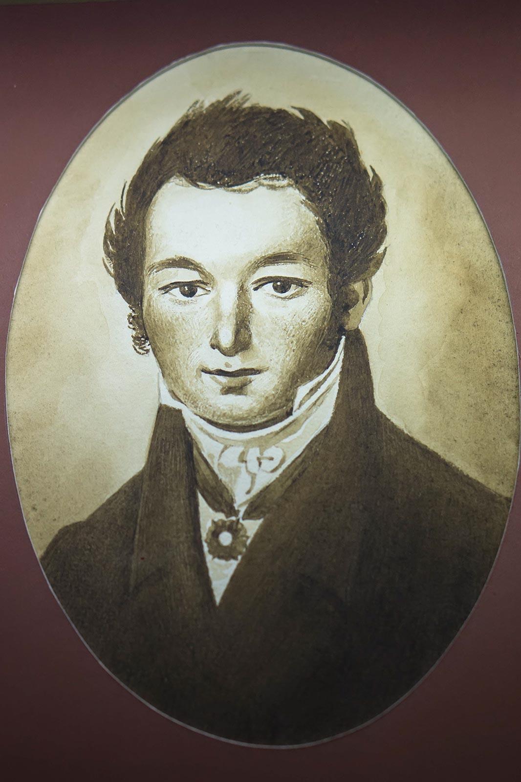 Фото №119663. Симонов Иван Михайлович (1794-1855). Профессор Императорского Казанского университета