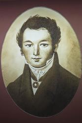 Симонов Иван Михайлович (1794-1855). Профессор Императорского Казанского университета